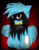 Ximo The Riolu by Zander-The-Artist