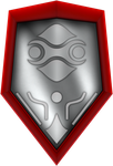 OOT:SC II Mirror Shield by BLUEamnesiac