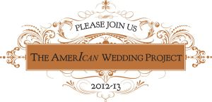 AmerIcan Wedding Project Logo by daverazordesign