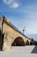 Limehouse arches by Puckmonkey