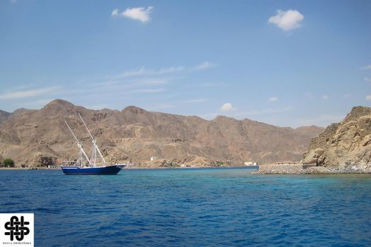 Sinai Life II - Taba by nellasgraphics