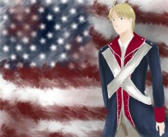 APH - US - I want my freedom by Redpaperlantern