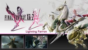FF XIII-2 Lightning FULL HD by B4H