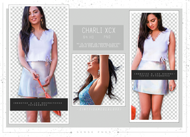 Pack Png 22 - Charli XCX by SensePngs