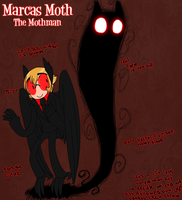 Old - Mothy Ref by VonderDevil