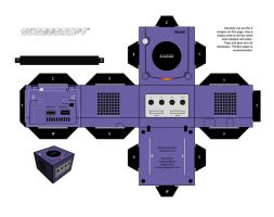 gamecube by cubbes