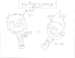 How Mirage is Gonna Go DOWN =3 by ravenheart628