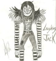 Laughing Jack by DracorusTerra