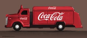 Cola-truck by porojj