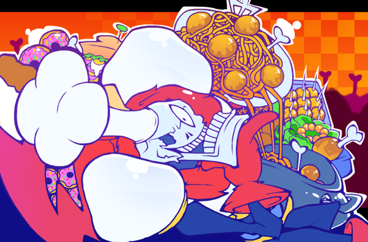 Master Chef Papyrus by Pedrovin