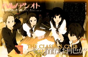 Hyouka The Classics Club by EternalDarkness86