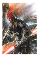 DARTH MAUL by Kofee77