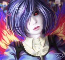 Touka by Cluviel