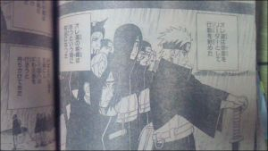 Naruto 446 spoiler pic by Thecmelion