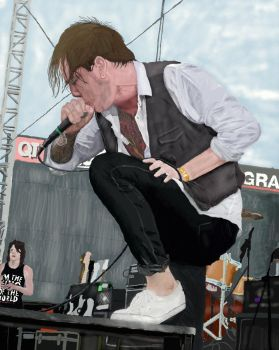 Alex Koehler from Chelsea Grin by 6the6metal6head6
