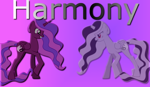 Wallpaper for HarmonyTheAlicorn by The-Everlasting45