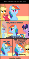 Past Sins: Reunion of the Royal Pony Sisters P8 by SaturnStar14