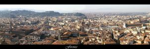 Florence Panoramic by jwstarbuck09