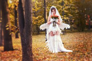 The Bride of Autumn by GarnetTilAlexandros