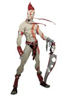 Kratos and Nariko make.... by greenestreet