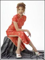 chinese dress 5 by Hitomi--san