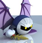Meta knight, model practise by Boblit