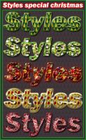 Styles special Christmas  by Tetelle-passion