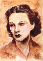 Vivien Leigh by Profiler2006