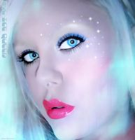 The Ice Queen by manicstreetpreacher