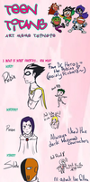 Teen Titans Meme~ by InsaneMonkey46