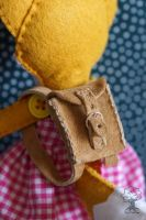 Fox Doll Giveaway backpack by quirkandbramble