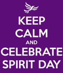 Keep Calm and Celebrate Spirit Day by Allora1313