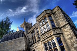 Cathedral Palace HDR by nat1874