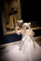 The Face in the Mirror by lustre-luck