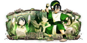 Toph by DuffCD