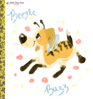 Beegle by MoonDoggie613