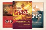 The Chase Church Flyer Bundle by loswl