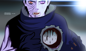 Naruto 629 Obito by kvequiso