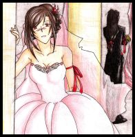 ffvii--Blushing Bride by Rikayu-chan