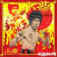 Bruce Lee Little Dragon by roberlan
