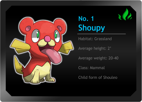 #1 - Shoupy by Marix20