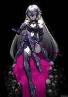 Jeanne d'Arc (Alter) by famepeera