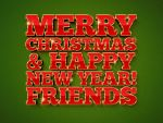 3D Christmas Text Effects by creartdesigns