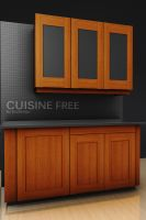 Cuisine free by 3DEricDesign