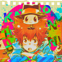 Tsuna y Reborn by akumaLoveSongs