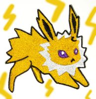 Jolteon Patch by Hoozuki