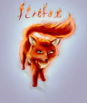 Lady Firefox by viktori-Dv