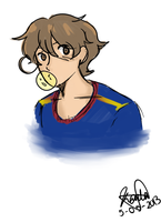 Aph:Male!Philippines by Aris-Falcon