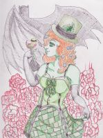 The Poison Hatter by LilWicky