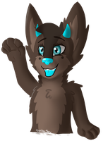 Howdy! - Doodle by Rainbow-Moose